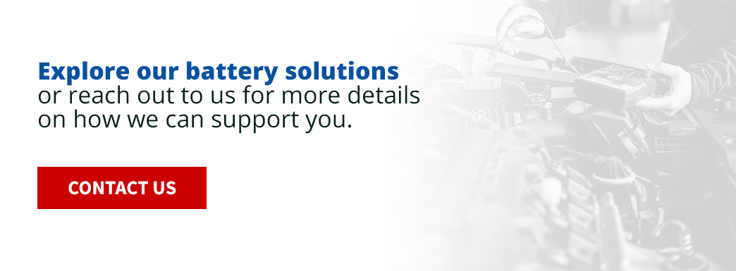 Explore AAA battery solutions