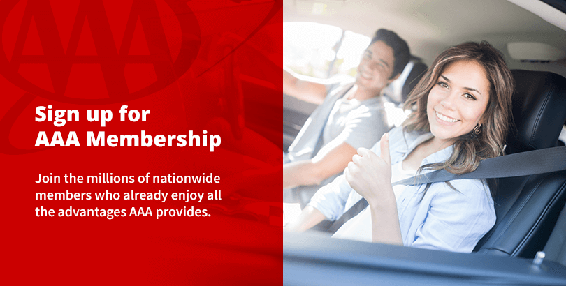 Sign Up for a AAA Membership