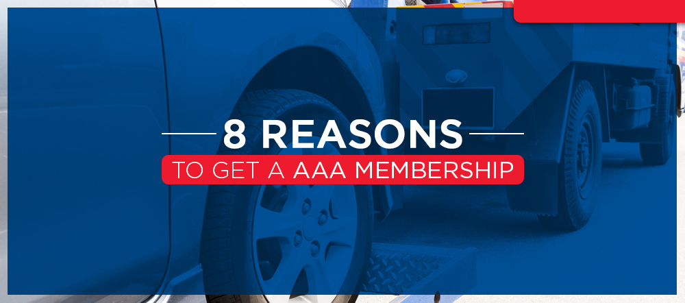 8 Reasons to Become a AAA Member