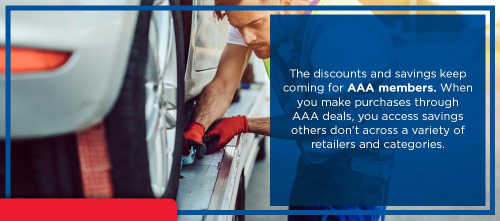 AAA Discounts And Savings