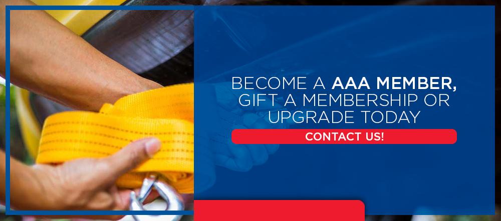 Upgrade Your AAA Membership