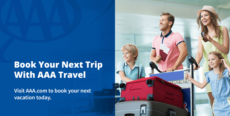 Book your trip with AAA