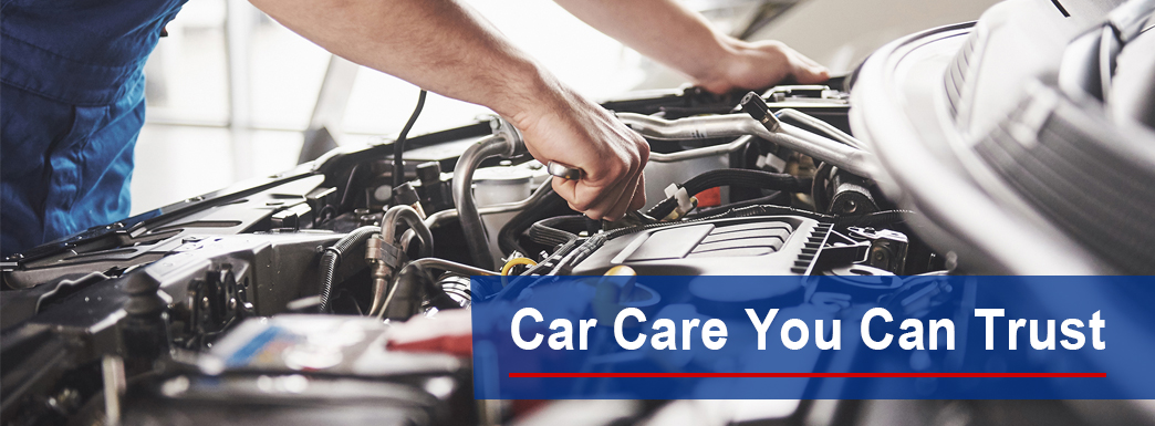 Car Care You Can Trust