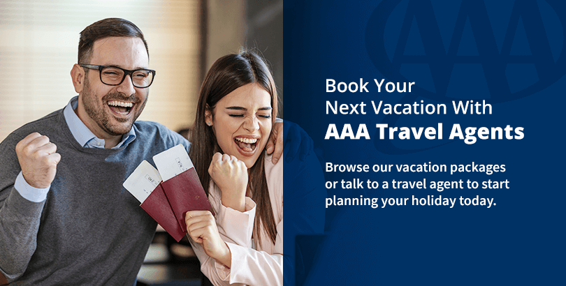 Book your next trip with AAA