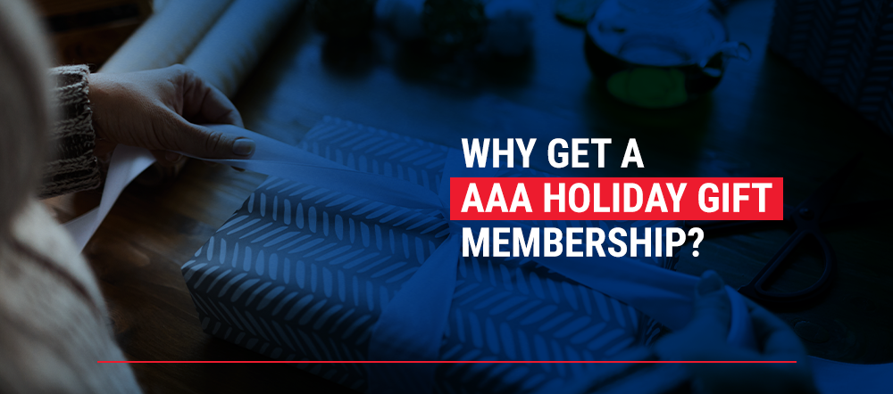 Why Get a Holiday Gift Membership