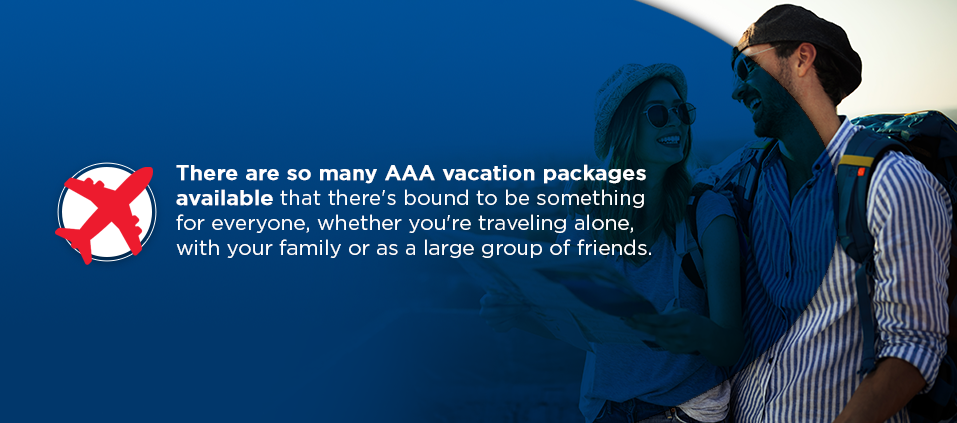 AAA vacation packages