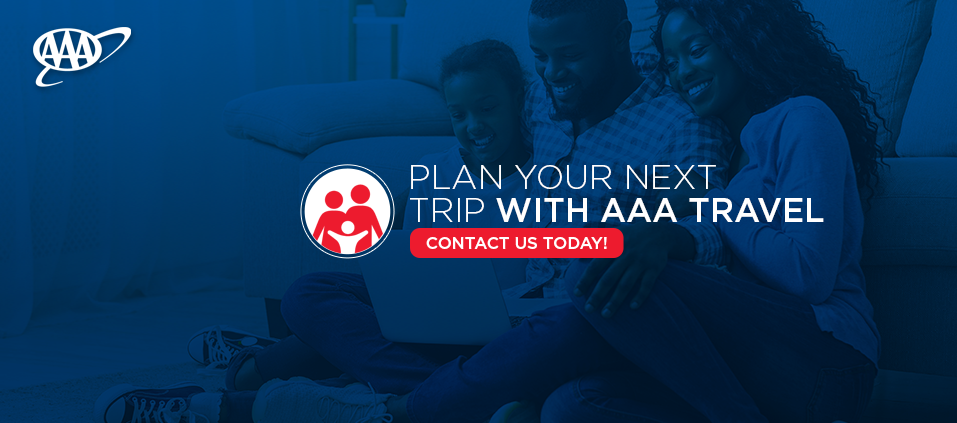Plan your next trip with AAA