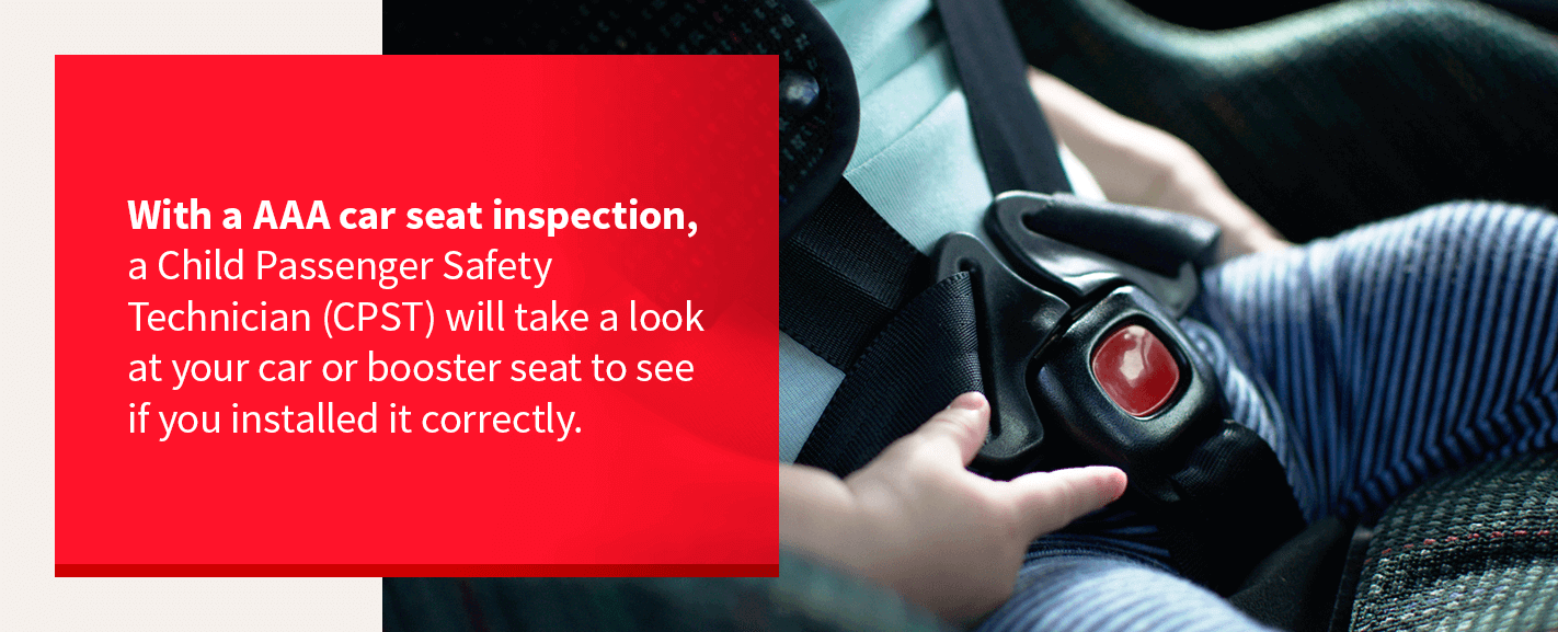What are AAA Car Seat Installation Checks?
