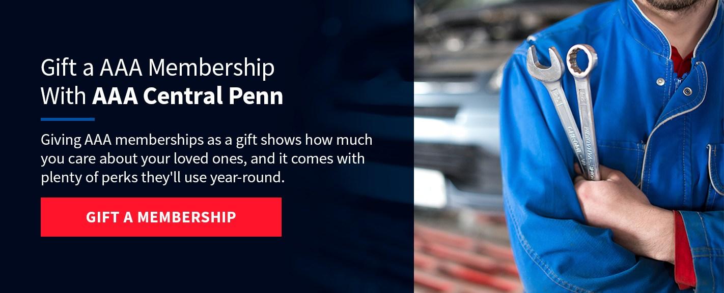 Gift a AAA membership
