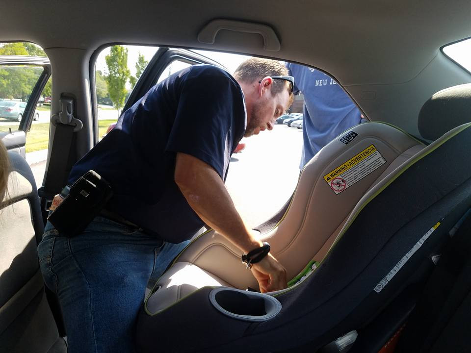 Car Seat Inspection