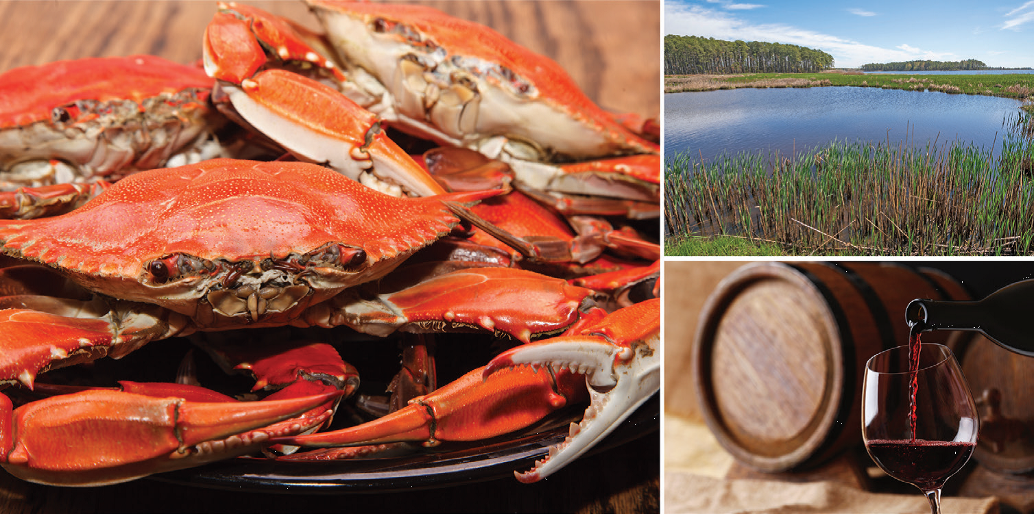 Eastern Shore Crab Feast