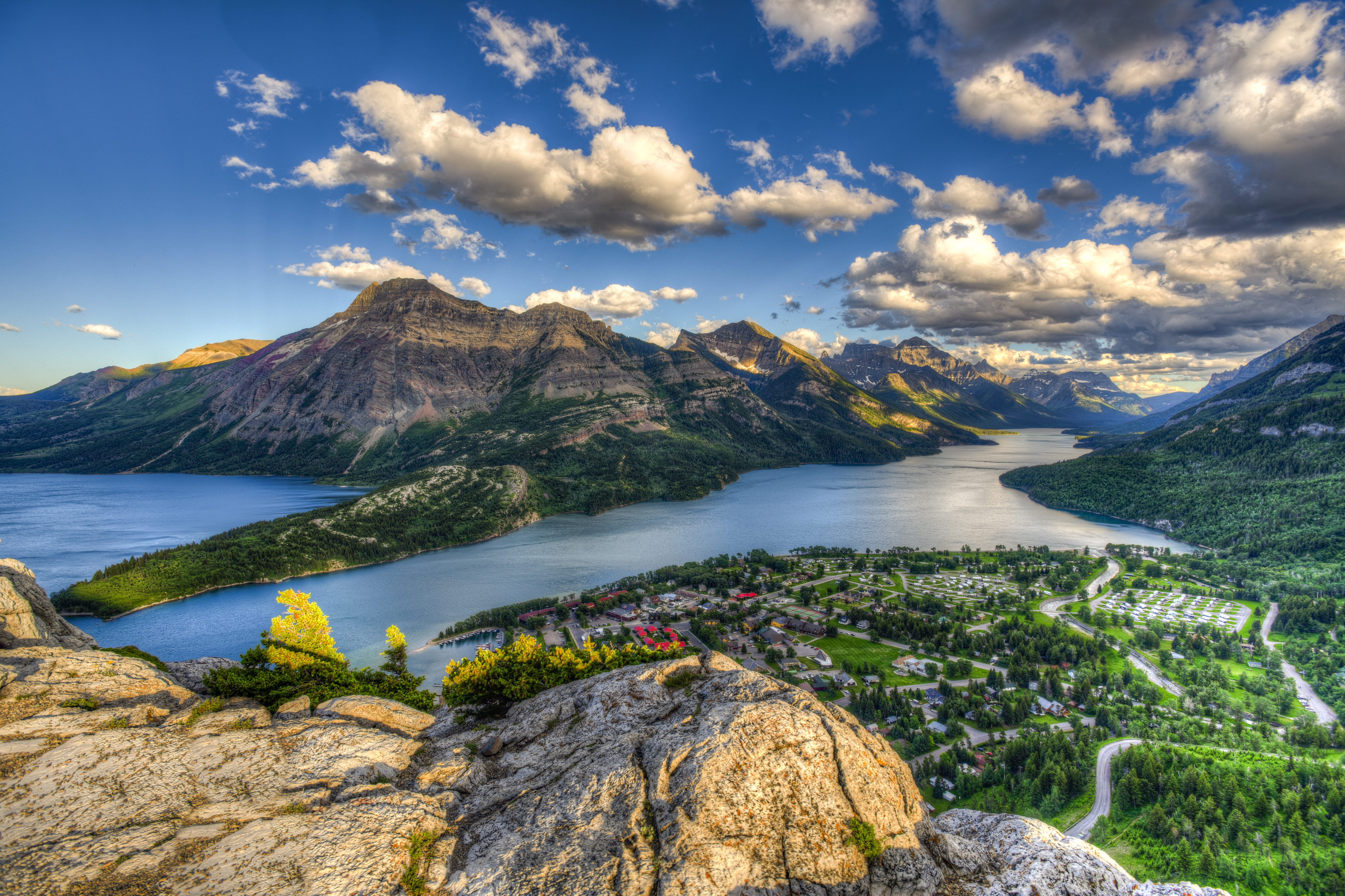 Waterton Lake National Park (2021)