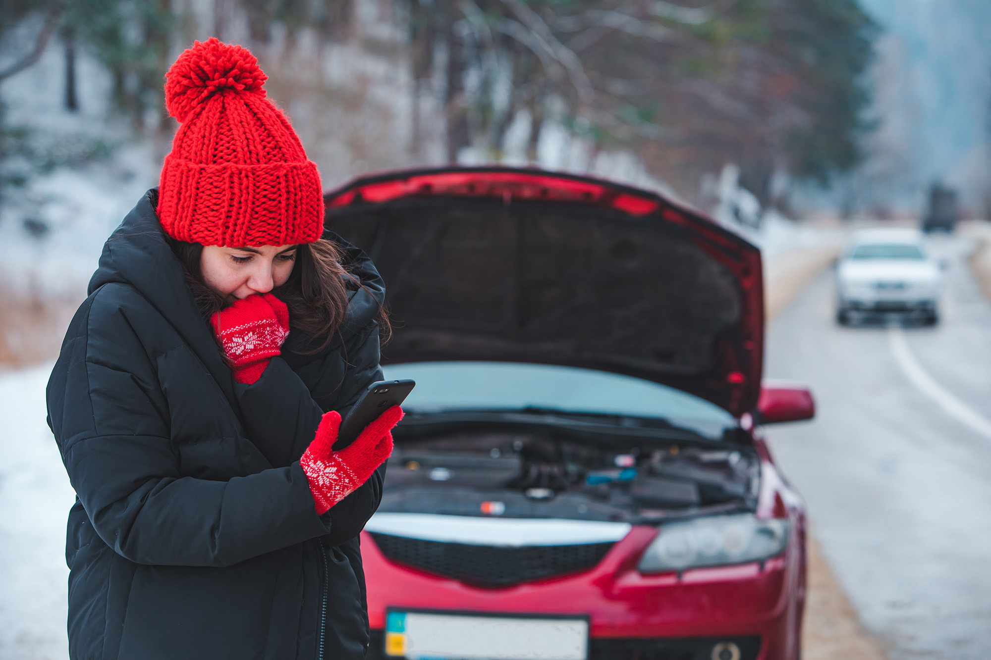 Auto - Battery Winter Girl Calling