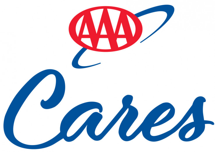 AAA Cares - Logo Stacked
