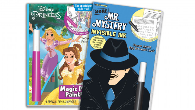 Travel Store - Kids Princess Mystery