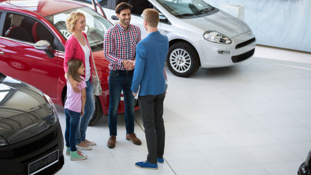 Purchasing a new car