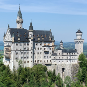 Travel - Photo Contest - Castle Germany 89