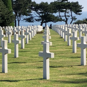 Travel - Photo Contest - Cemetary Normandy 83